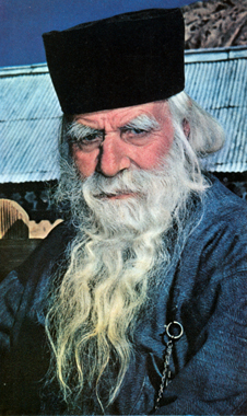 Father Elias, the Last Clairvoyant Elder of Mount Sinai, who would not speak to Fr. Panteleimon