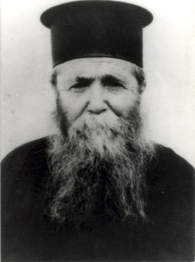 The Holy Clairvoyant Elder Ieronymos