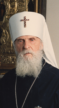 Metropolitan Vitaly, who did not want to deal with the Panteliemon affair, and delayed its prosecution for almost two years.